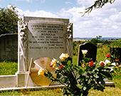 John Bonham Tomb