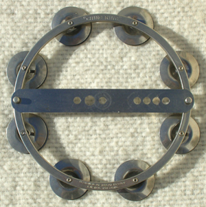 ching ring tamborine