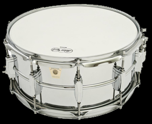 Ludwig Supraphonic 14in x 6.5in 402 Snare