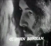 John Bonham Quotes Interview